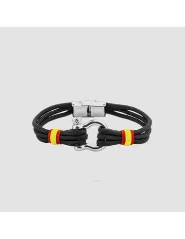 Pulsera Real Club Negro